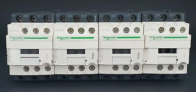 Lot Of 4 New Schneider Electric Lc1d09 Tesys Contactors