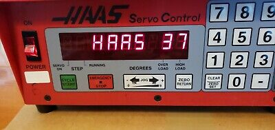 HAAS TWO AXIS CONTROL BOX 4TH 5TH HRT160 ROTARY TABLE INDEXER HRT210 HA5C arpi