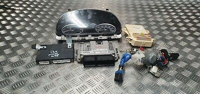 Hyundai I30 2010 1.6 CRDI ignition barrel key transponder engine ecu kit