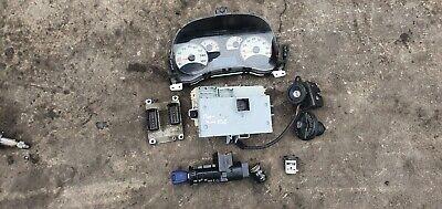 Fiat Punto MK2 sporting 1.4 petrol ignition barrel key transponder engine ecu