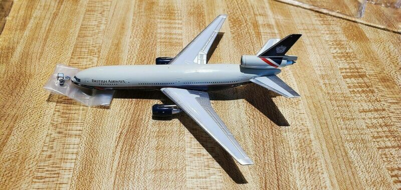 Aeroclassics British Airways DC-10-30 1:400 ACGDCIIO Landor Colors G-DCIO