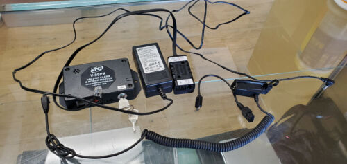 Vanguard Protex Global V-99PX Alarm With Power supply and Extras!!