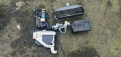 Perodua Myvi SXI 2009 1.3 petrol ignition barrel key transponder engine ecu kit