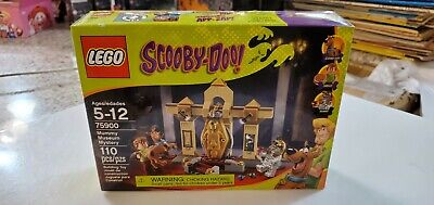 Lego Scooby-Doo 75900 Mummy Museum Mystery - Factory Sealed