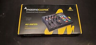 Maonocaster Bundle with mic stand, pop filter, and XLR cable