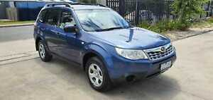 2011 Subaru Forester X Wagon Auto Williamstown North Hobsons Bay Area Preview