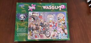 Wasgij Jigsaw Puzzle Rock Around the Clock 1000 pieces