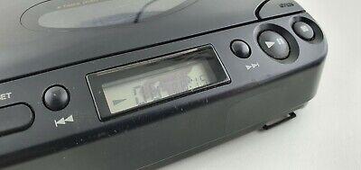 denon dcp-30 pcdp portable cd player discman