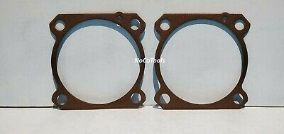 Hitachi Framing Nailer Nr83a Nr3a2 Rubber Coated Gasket A 877334 877-334 2 Pack
