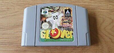 Glover (Nintendo 64, N64, 1998) Spiel Modul PAL Videospiel