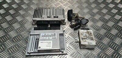 BMW 3 series 316TI SE E46 1.8 petrol ignition barrel key transponder engine ecu