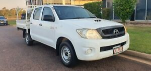 2010 TOYOTA Hilux SR Turbo Deisel Manual Elrundie Palmerston Area Preview