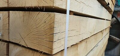 9x5 Oak Beams / Sleepers 2.4m NEW Loads available
