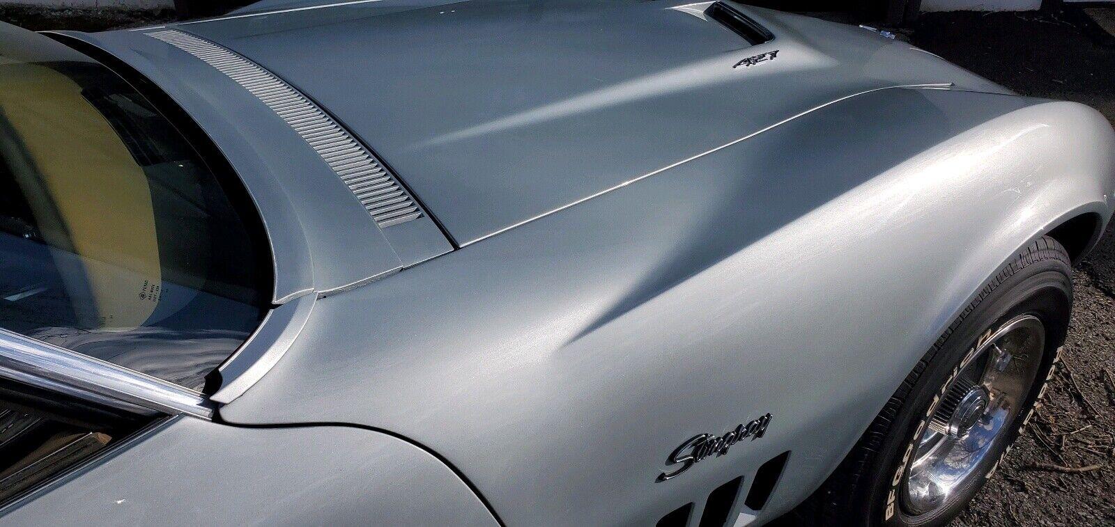 1969 Grey Chevrolet Corvette   | C3 Corvette Photo 1