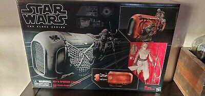 Star Wars Black Series: Rey's Speeder (Jakku)