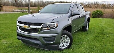 2019 Chevrolet Colorado LT V6 4X4 2019 Chevrolet Colorado LT V6 4X4 crew cab like new rebuilt title SAVE !!!