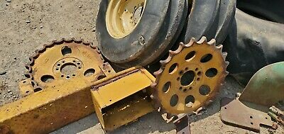 Antique John Deere 440 1010 350 Crawler Dozer Sprocket Farmerjohnsparts