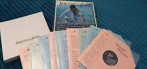 LP Vinyl Record Collection - Boxed Set of 10 Serenade for Lovers LPs