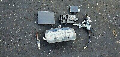 Daihatsu Terios MK1 1.3 petrol ignition barrel key transponder engine ecu kit