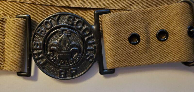 BSA Vintage Scout Belt