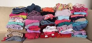 51 items of girl clothing 12m- 18m