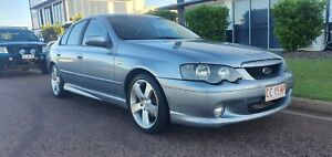 2003 FORD FALCON XR6 V6 AUTOMATIC Durack Palmerston Area Preview