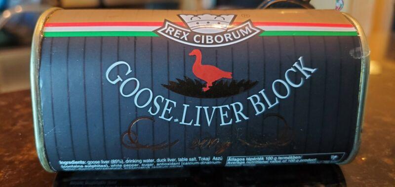 goose liver block 200gr