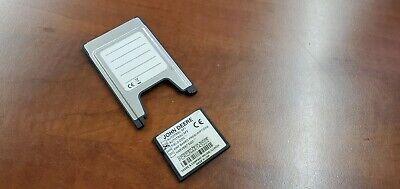 John Deere Original Greenstar Autotrac Sf2 Keycard For Autosteer