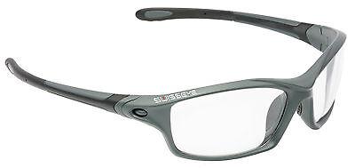 Swiss Eye Sportbrille *Grip* Anthracite Matt/Black