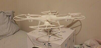 Drone potensic t35 dual gps bianco