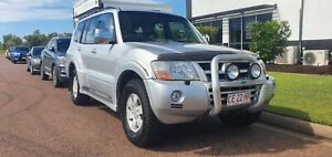 2003  MITSUBISHI PAJERO EXCEED LWB 7 SEATER AUTOMATIC 4WD Durack Palmerston Area Preview