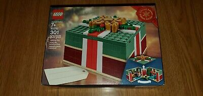 Lego 40292 Limited Edition 2018 - Holiday Present Christmas Gift 301pcs - NEW