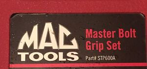 MAC Tools Master Bolt Grip Set