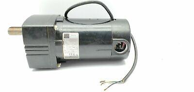 Bodine 42a5bepm-e3 130 Vdc Gearmotor 601 14 Hp 270 Lb-in 42 Rpm 1.8 Amp
