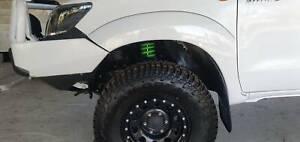 2013 Toyota Hilux Sr (4x4) 4 Sp Automatic Dual Cab P/up