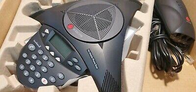 Polycom Soundstation 2 2201-16000-601 Conference Phone