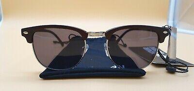 YOURTURN Sonnenbrille Herren Braun mit Holzoptik Neu/New UV: Kategorie 3