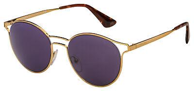 Prada Sunglasses PR 62SS 7OE6O2 53 Rose Frame | Violet Lens