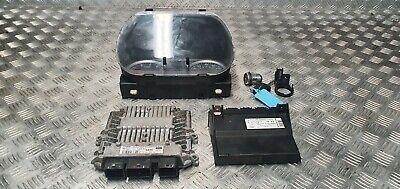 Ford Fiesta MK6 2004 1.4 TDCI ignition barrel key transponder engine ecu