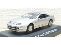 1//100 Kyosho NISSAN FAIRLADY Z CLAYTON CUNNINGHAM 300ZX RACING #75 diecast model