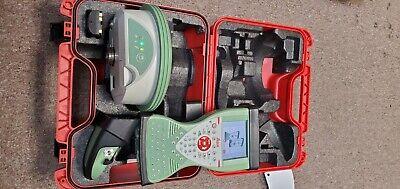 Leica Gs12 Cs15 Viva Gps Network Gsm Irover Rtk Kit