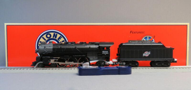 LIONEL CHICAGO & NORTHWESTERN LIONCHIEF PLUS 600 steam engine o gauge 6-82971