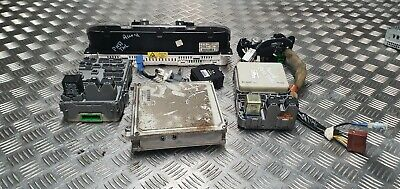 Honda Accord MK6 2001 2.0 petrol ignition barrel key transponder engine ecu kit
