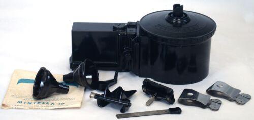 Super Plex Vintage 35mm Film Developing Tank Reel Kit Austria