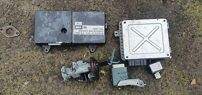 Rover 800 820 Vitesse MK2 2.0 petrol ignition barrel key transponder ECU KIT