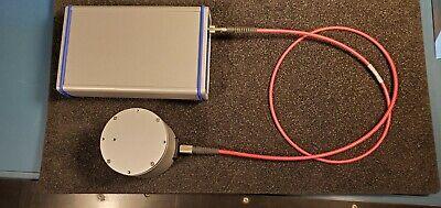 Avantes Uls2048-x16-usb2 Fiber Optic Spectrometer With 50 Mm Integrating Sphere