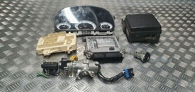 KIA Pro Ceed 3 MK1 1.6 petrol ignition barrel key transponder engine ecu kit