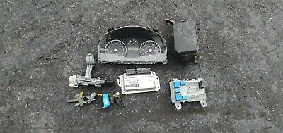 Hyundai Getz MK1 1.1 petrol Ignition barrel key transponder engine ecu kit