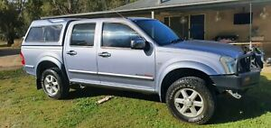 4x4 Duel Cab Holden Rodeo