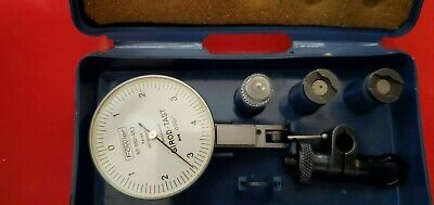 Fowler 52-562-453 Girod-tast Horiz. Dial Test Ind. .008 Range .0001 Grad.